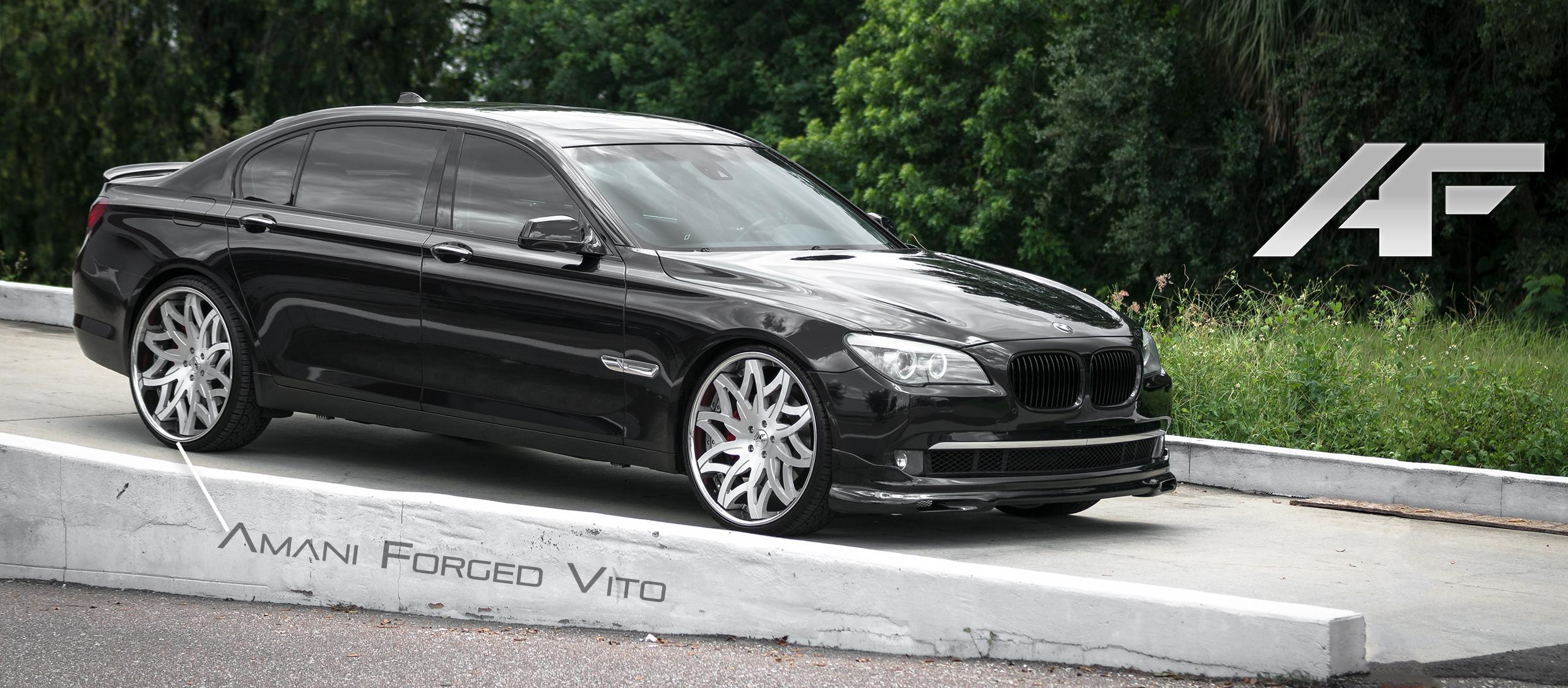 BMW 745 on Vito