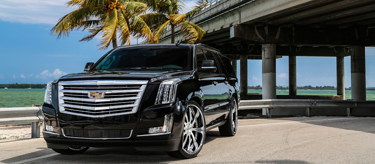 Cadillac Escalade | Amani Forged Cavo