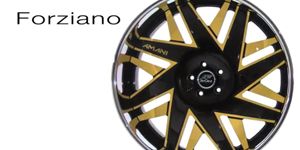 FORZIANO Wheel Feature
