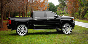 Amani Forged Trifecta | 2015 GMC Denali