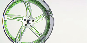 Girata Wheel Feature