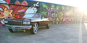 Amani Forged Merda on a Caprice
