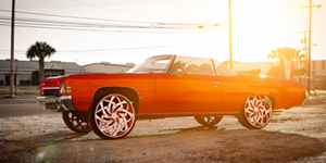 Amani Forged Turbo | 72' Chevy Impala