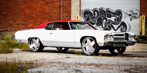 Amani Forged Captivo | 72' Chevy Impala