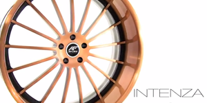 INTENZA Orange Wheel Feature