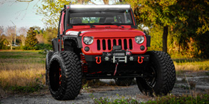 Amani Forged Luxen | 2015 Jeep Wrangler