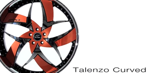 TALENZO CURVED II Wheel Feature