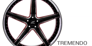 TREMENDO Wheel feature