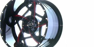 Vincini Off Road Wheel Feature