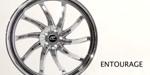 ENTOURAGE Wheel Feature