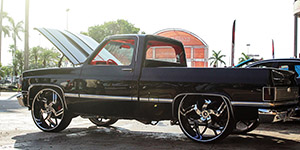 Amani Forged Imperio on Custom C10 on Amani Forged