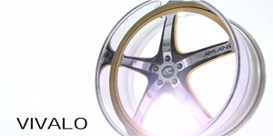 VIVALO Wheel Feature
