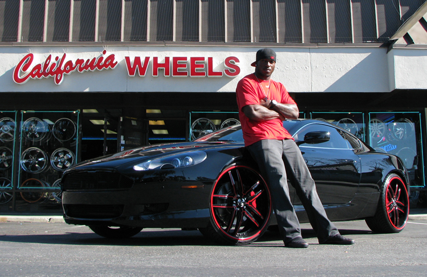 Patrick Willis - Aston Martin