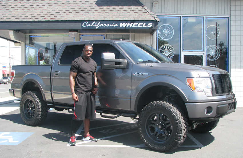 Patrick Willis - Ford F150