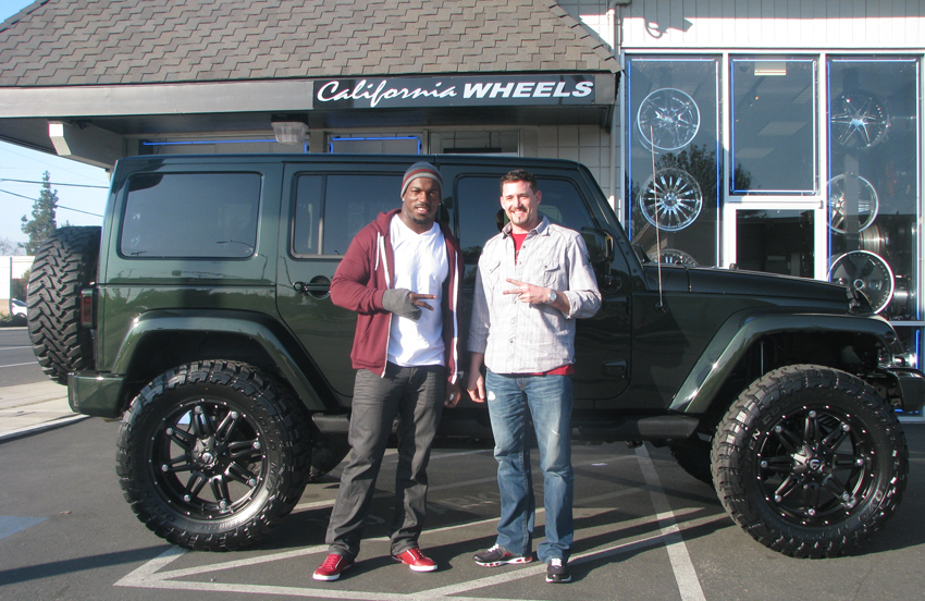 Patrick Willis - Jeep