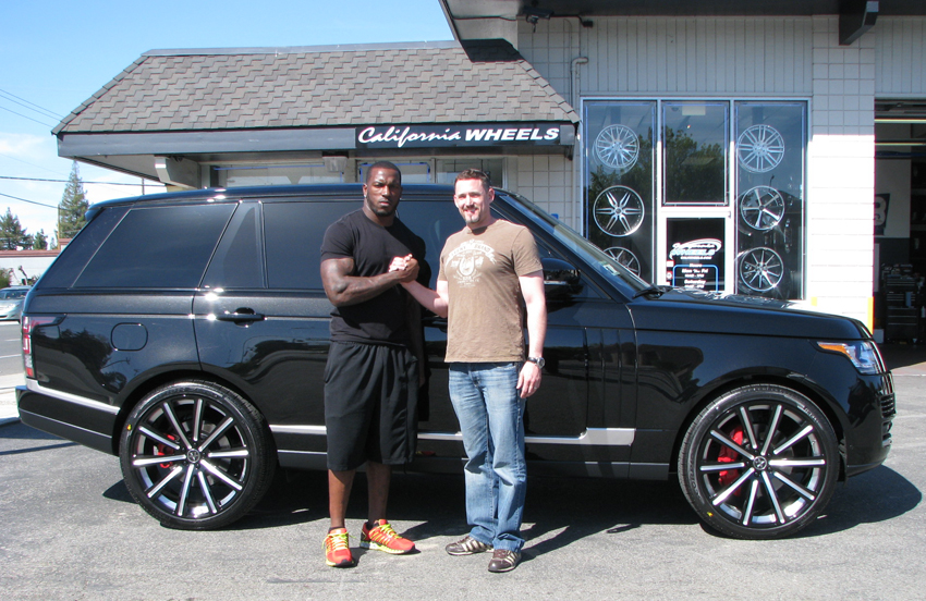 Patrick Willis - Land Rover