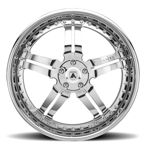 Asanti Forged Wheels A/F Series AF135