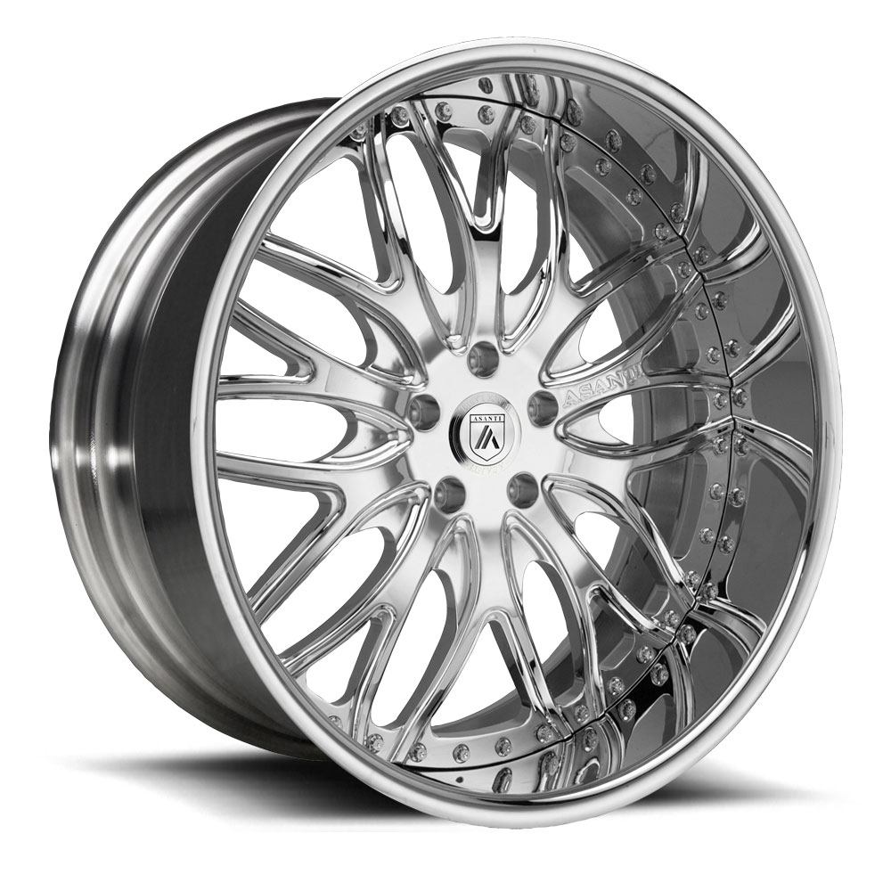 Asanti Forged Wheels A/F Series AF147