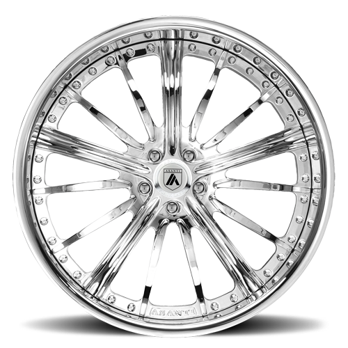 Asanti Forged Wheels A/F Series AF175