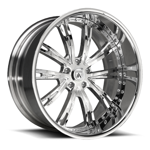 Asanti Forged Wheels A/F Series AF177