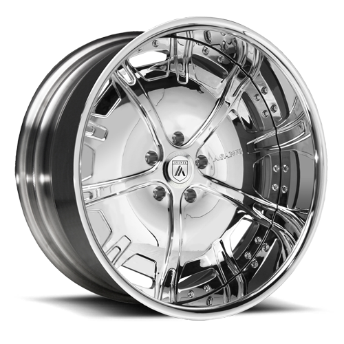 Asanti Forged Wheels A/F Series AF182