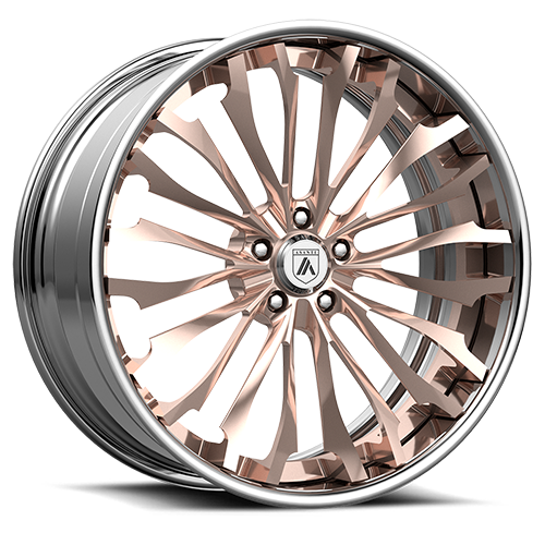 Asanti Forged Wheels C/X Series CX877