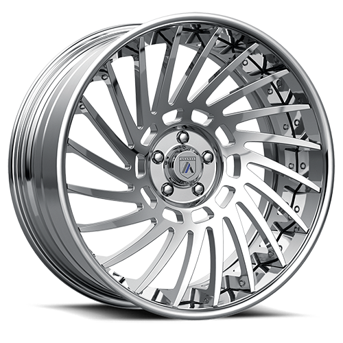 Asanti Forged Wheels C/X Series CX870