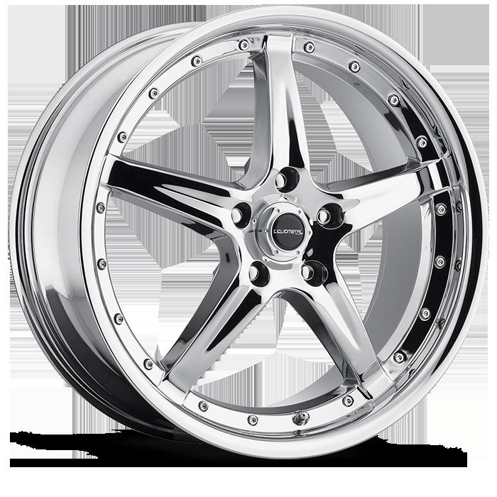 Liquidmetal Wheels - F5