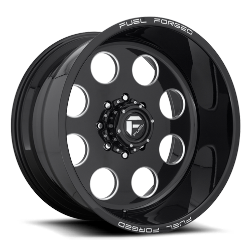FF31D 8 Lug Super Single Front