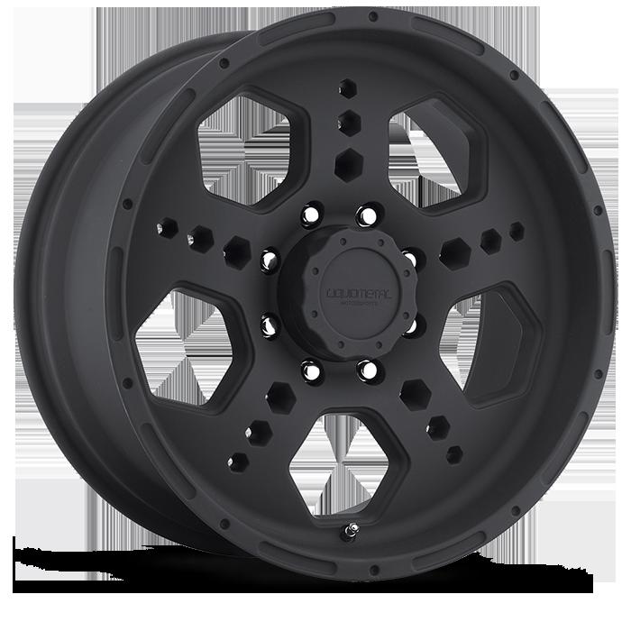 Liquidmetal Wheels - Gatlin