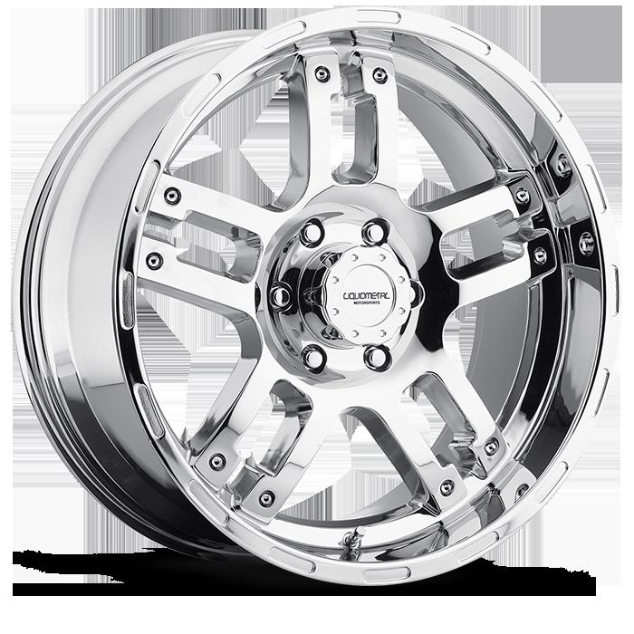 Liquidmetal Wheels - Rhino