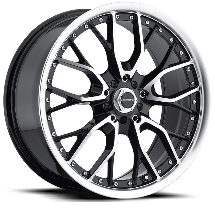 Liquidmetal Wheels - Wire