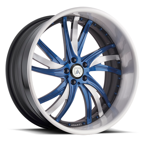 Asanti Forged Wheels A/F Series AF827