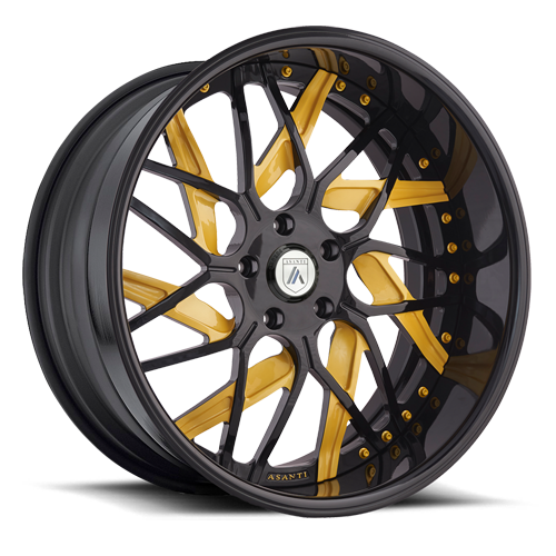 Asanti Forged Wheels A/F Series AF832