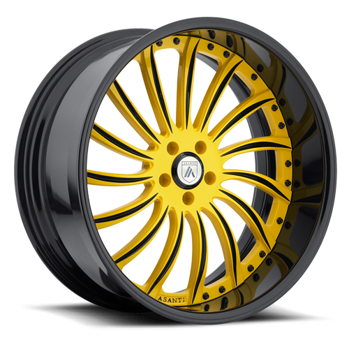 Asanti Forged Wheels A/F Series AF815