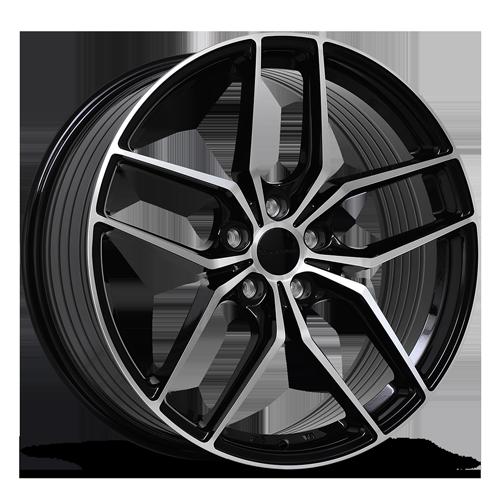 Liquidmetal Wheels - Rotary