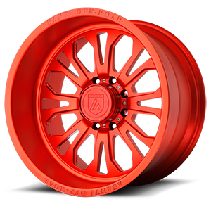 AB107 Tremor Red