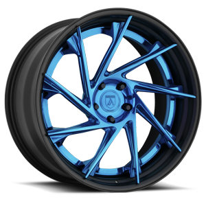 Asanti Wheels - TL104 Blue 5 lug