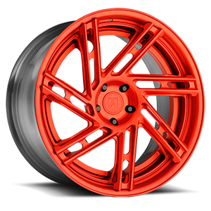 Asanti Wheels - TL105 Red 5 lug
