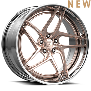 Asanti Wheels - TL107 Rose Gold 5 lug