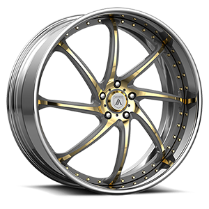 Asanti Wheels - ELT880 Gold 5 lug