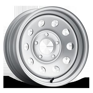 Liquidmetal Wheels - LM Mod - Silver