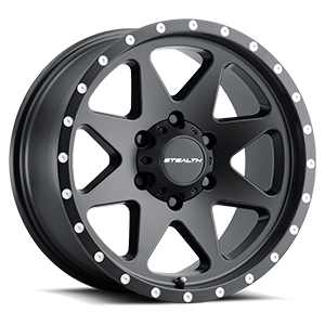 Aluminum Stealth (Series 770) 17x8.5