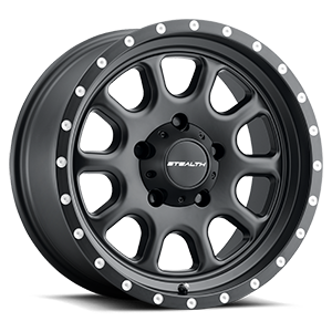 Aluminum Stealth (Series 771) 17x8.5