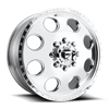 FF31D - 8 Lug Front Polished