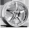 Liquidmetal Wheels - F5 Chrome
