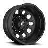 FF31D - 10 Lug Rear Matte Black