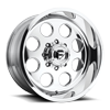 FF31D 8 Lug Super Single Front Polished