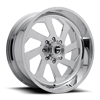 FF39 - 8 Lug Polished 24x11