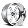 FF54 - 6 Lug Polished